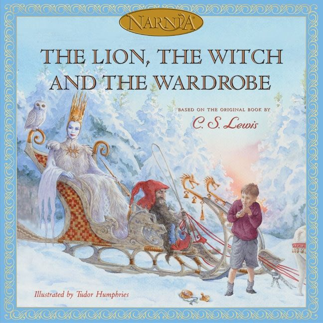 wardrobe lion and lewis books c s witch by cs pages the