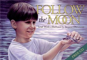 Follow the Moon Book and CD book image