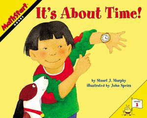 It's About Time! book image