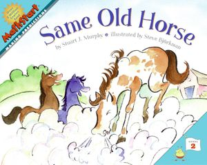 Same Old Horse book image