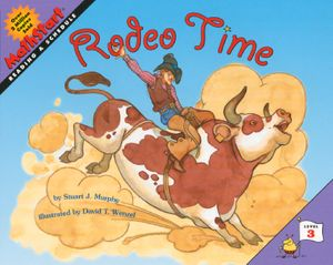 Rodeo Time book image