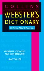 Collins Webster's Dictionary Paperback  by HarperCollins Publishers