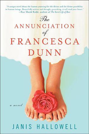 The Annunciation of Francesca Dunn book image