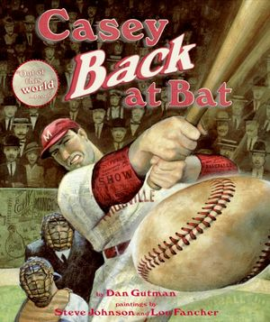 Casey Back at Bat book image