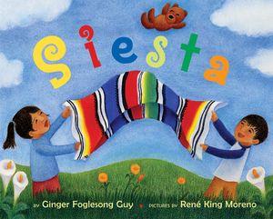 Siesta book image