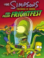 The Simpsons Treehouse of Horror Fun-Filled Frightfest Paperback  by Matt Groening