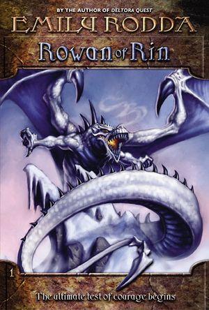 Rowan of Rin #1: Rowan of Rin book image