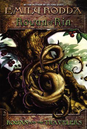 Rowan of Rin #2: Rowan and the Travelers book image