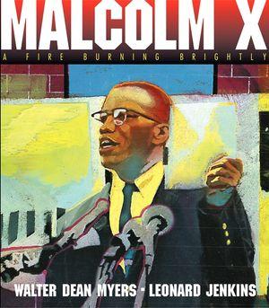 Malcolm X book image