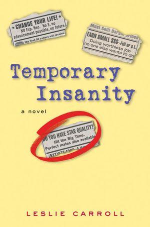 Temporary Insanity book image