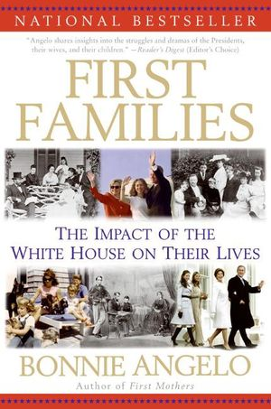First Families book image