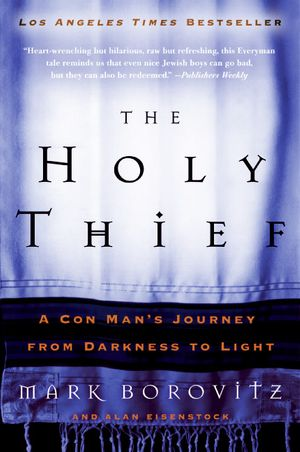 The Holy Thief book image