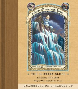 Series of Unfortunate Events #10: The Slippery Slope CD