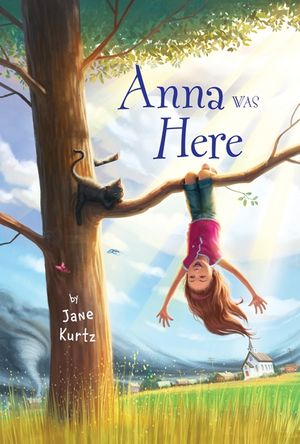 Anna Was Here book image