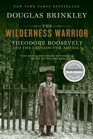 The Wilderness Warrior book image