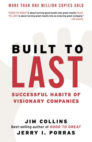 Built to Last book image