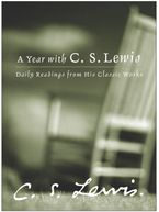 A Year with C. S. Lewis Hardcover  by C. S. Lewis