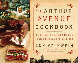 The Arthur Avenue Cookbook book image