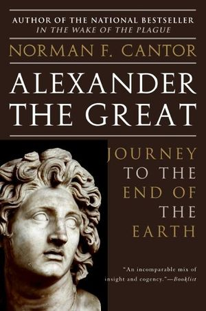 Alexander the Great book image