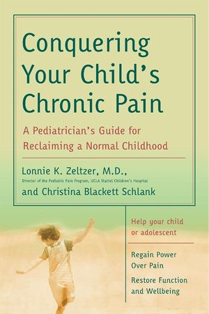Conquering Your Child's Chronic Pain book image
