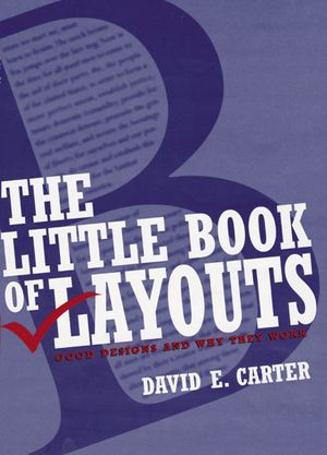 The Little Book of Layouts book image
