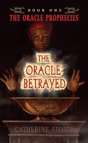 The Oracle Betrayed book image
