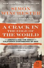 A Crack in the Edge of the World Paperback  by Simon Winchester