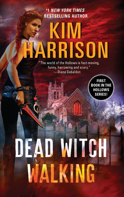 Image result for dead witch walking book cover