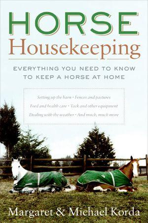 Horse Housekeeping book image