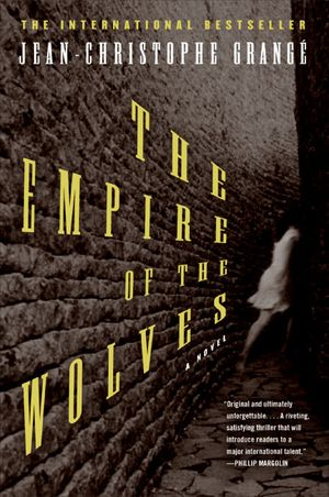 The Empire of the Wolves book image