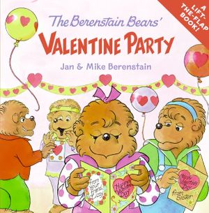 The Berenstain Bears' Valentine Party book image