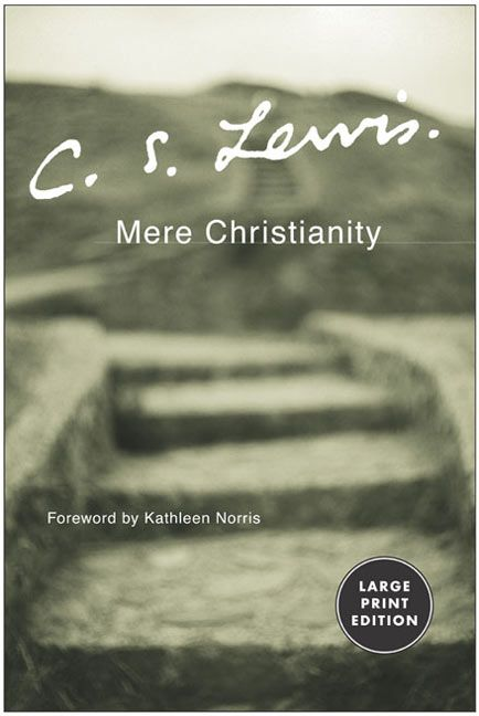 mere christianity book report © 2010 the cs lewis institute cs lewis study program | mere christianity study guide 1 mere christianity sense does christianity make to you book one.