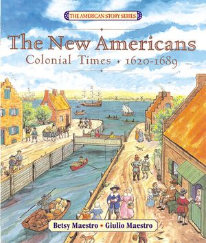 The New Americans book image