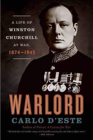 Warlord book image