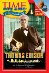 Time For Kids: Thomas Edison