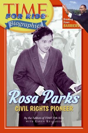 Time For Kids: Rosa Parks book image