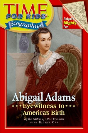 Time For Kids: Abigail Adams book image