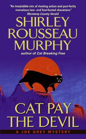 Cat Pay the Devil Paperback  by Shirley Murphy