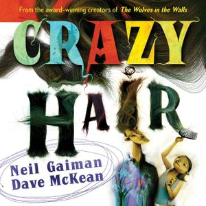 Crazy Hair book image