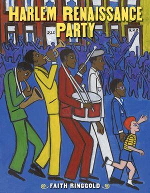 Harlem Renaissance Party book image