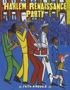 Harlem Renaissance Party Hardcover  by Faith Ringgold