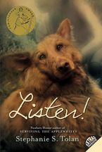 Listen! Paperback  by Stephanie S. Tolan