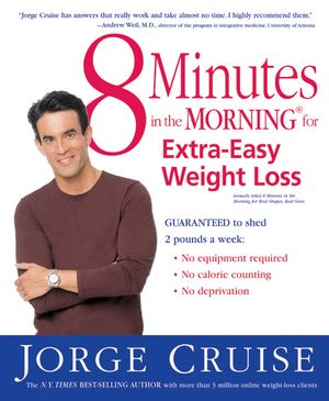 8 Minutes in the Morning for Extra-Easy Weight Loss book image