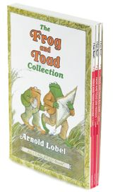 The Frog and Toad Collection Box Set