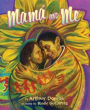Mama and Me book image