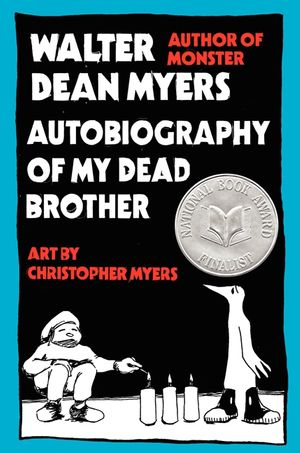 Autobiography of My Dead Brother book image