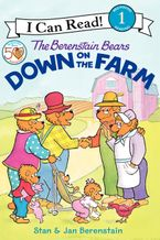 The Berenstain Bears Down on the Farm Paperback  by Jan Berenstain