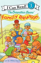 The Berenstain Bears' Family Reunion Paperback  by Jan Berenstain