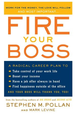 Fire Your Boss book image