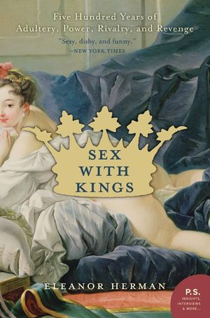 Sex with Kings book image